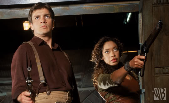 zoe and malcolm firefly