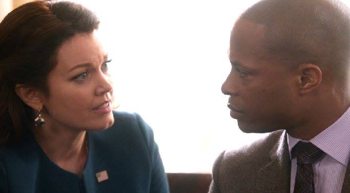 mellie reunited with marcus